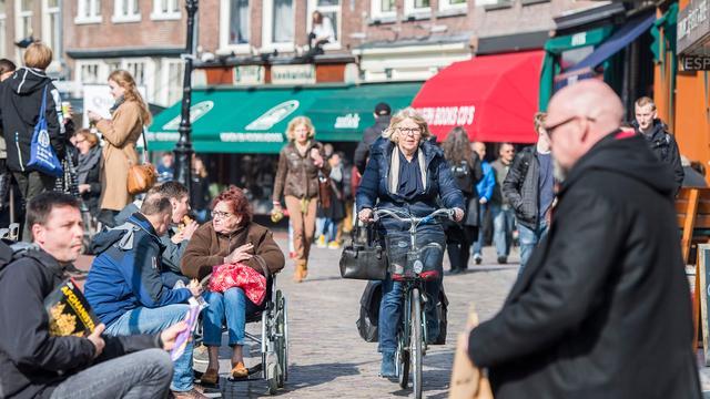 Gemeente voert gesprekken over vergroten voetgangersgebied