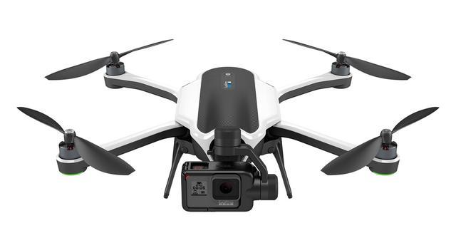 GoPro roept crashende drones terug in Verenigde Staten