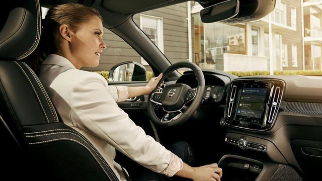 Volvo haalt banden met Google aan