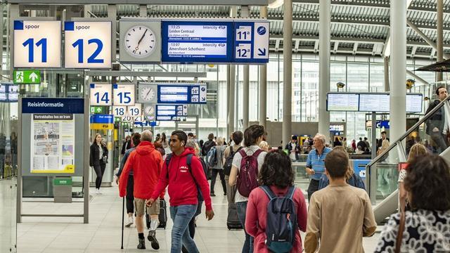 ProRail: Meer treinen in nieuwe dienstregeling vanaf december
