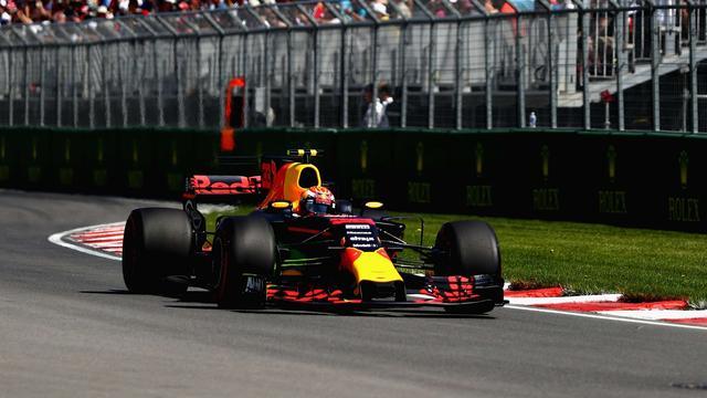 Verstappen vierde in laatste training voor GP van Canada