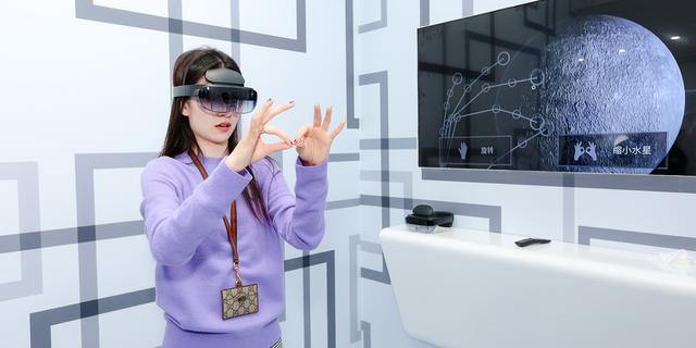 Concurrentie voor Microsoft HoloLens: Oppo presenteert eigen AR-bril