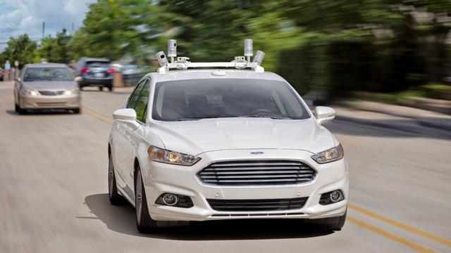 Ford wil in 2021 zelfrijdende auto uitbrengen