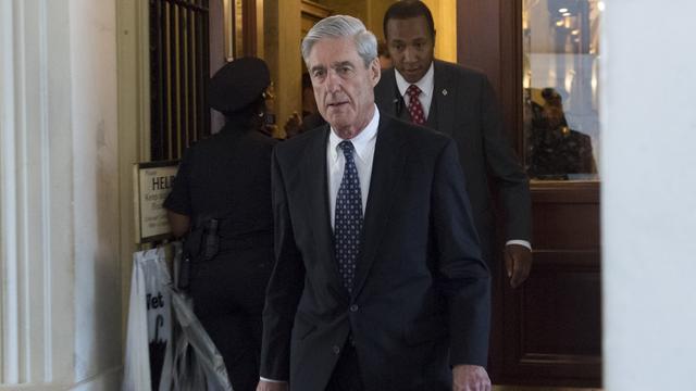 Trump is niet van plan aanklager Ruslandonderzoek te ontslaan