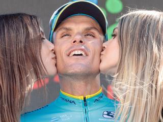 Astana-renner ontsnapt in finale uit groep favorieten