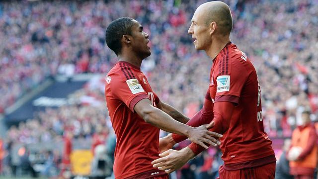 Scorende Robben helpt Bayern bij rentree aan ruime zege op FC Köln
