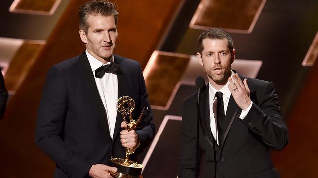 Game of Thrones wint Emmy Award voor beste dramaserie