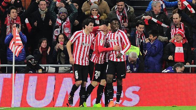 Negen man Athletic Bilbao verslaan FC Barcelona in Copa del Rey