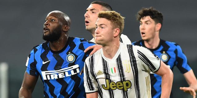 De Ligt met Juventus naar finale Coppa Italia, Memphis scoort ook in beker