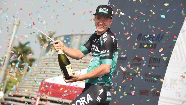Hansgrohe tot en met 2021 door als titelsponsor van wielerploeg BORA