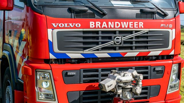 Auto uitgebrand in Vlissingse wijk Bossenburgh