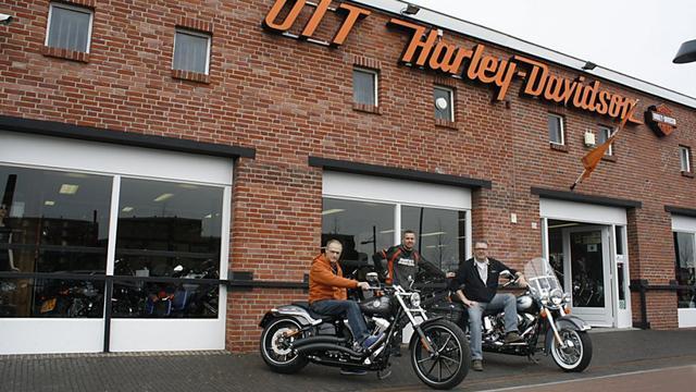 O.I.T. Harley-Davidson-oprichter Jan Kennis overleden