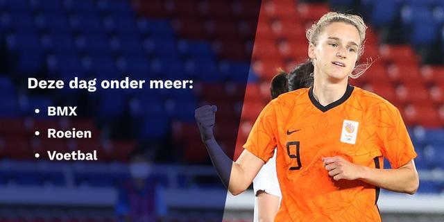 Olympisch programma en uitslagen 30 juli: deze Nederlanders komen in actie