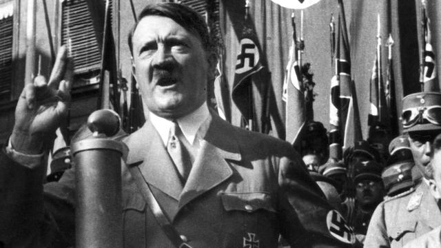 Tv-serie over Hitler in de maak