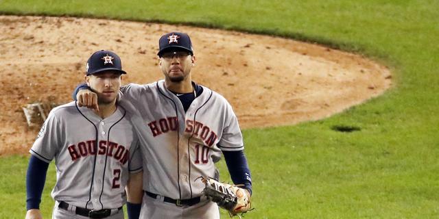 Houston Astros trekt stand gelijk tegen Nationals in World Series
