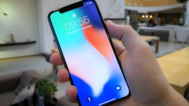 Foxconn ziet flinke winstdaling na productieproblemen iPhone X