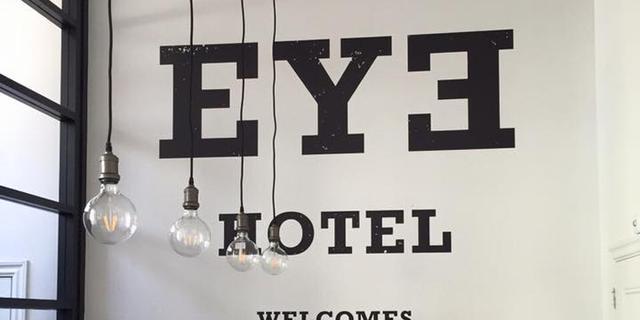 Ooglijdersgasthuis in Zeeheldenbuurt wordt Eye-hotel