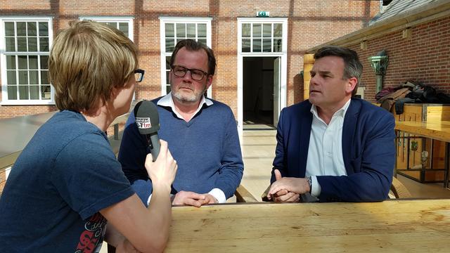 Mislukte formatie door te groot verschil in prioriteiten met VVD Leiden