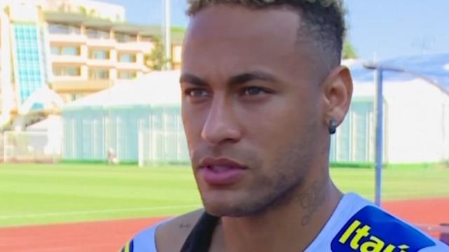 Neymar speelt vrijdag: 'Tegen Costa Rica gaan we voor goed voetbal'