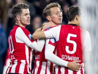 Koploper vergroot gat met Ajax naar acht punten