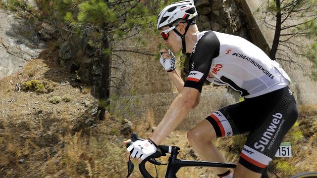 Sunweb blij met herstel Kelderman na teleurstellend tijdverlies in Vuelta
