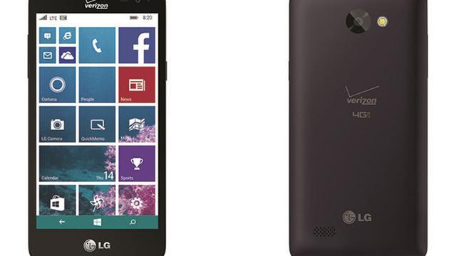 LG maakt Windows Phone-toestel voor Amerikaanse markt