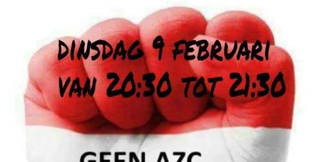 Dinsdag demonstratie tegen noodopvang Overvecht Utrecht