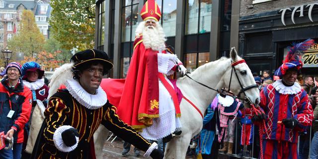 Amsterdam verwelkomt Sinterklaas