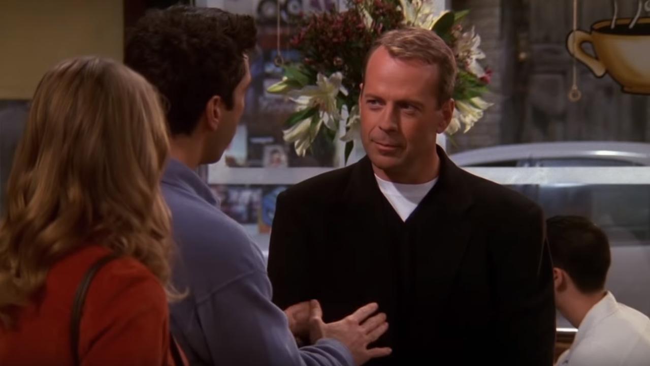 Bekijk Bruce Willis in Friends