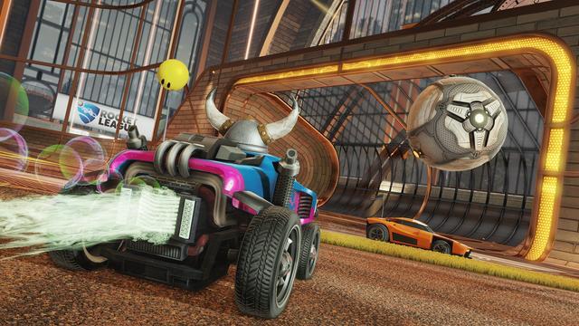 Rocket League vanaf 17 februari beschikbaar voor Xbox One
