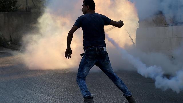 Palestijn komt om bij protest in Westelijke Jordaanoever na dood kindje