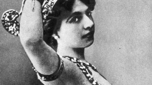 Militaire dossiers Mata Hari te zien in Fries Museum