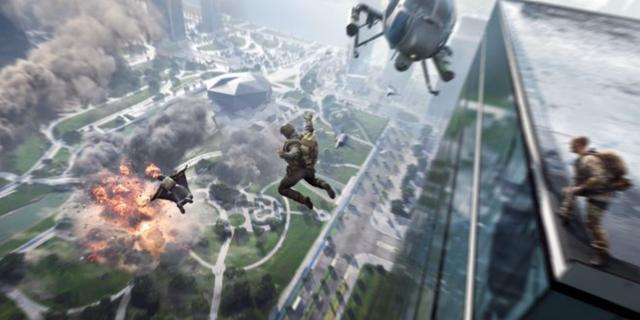 Nieuwe Battlefield-game wordt vier weken uitgesteld