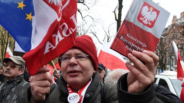 Pools constitutioneel hof wijst beperkende wet af