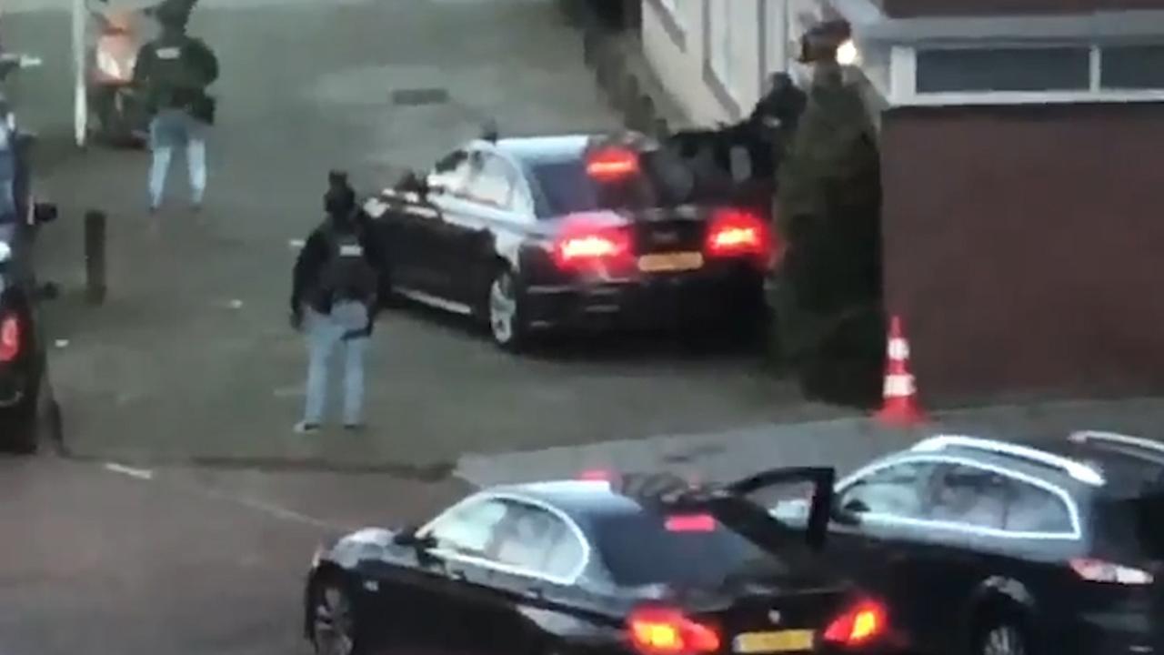 Politie arresteert hoofdverdachte aanslag in Utrecht