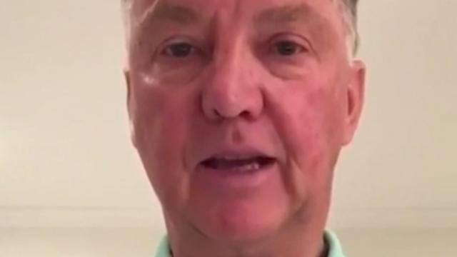 Van Gaal wenst Marokko in Arabisch succes op WK