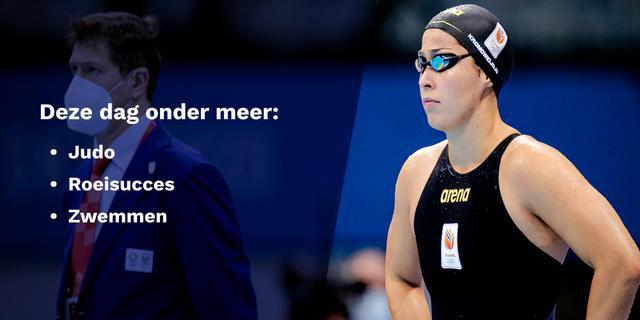 Olympisch programma en uitslagen 28 juli: deze Nederlanders komen in actie