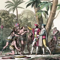 Ontdekkingsreizigers beheersten Latijns-Amerika met hulp van lokale smeden