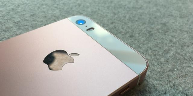 'Kleinere iPhone SE krijgt in 2017 geen upgrade'