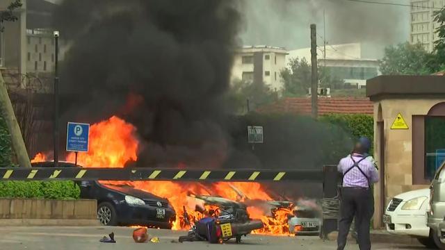 Doden en gewonden bij aanslag op luxe hotel in Keniaanse hoofdstad Nairobi