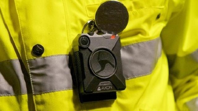 Den Haag start proef met bodycams voor stadshandhavers