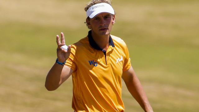 Luiten eindigt als 39e op US Open na matige slotronde, Spieth zegeviert