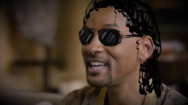 Will Smith ontmoette Michael Jackson in bezemkast