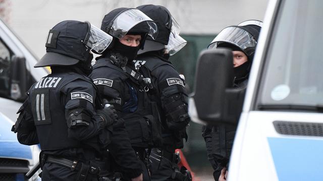 Duitse politie doet 54 invallen bij anti-terreuractie in deelstaat Hessen