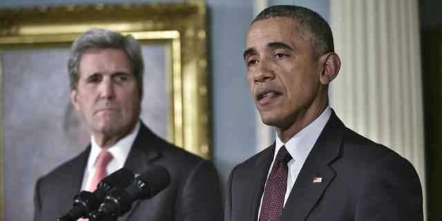 Obama verzekert opnieuw IS te zullen vernietigen
