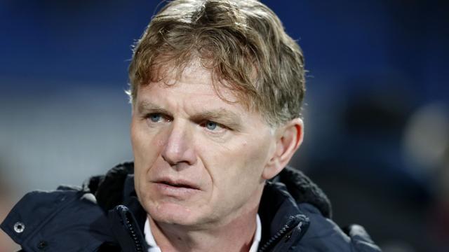 ADO en trainer Groenendijk in gesprek over verlenging aflopend contract