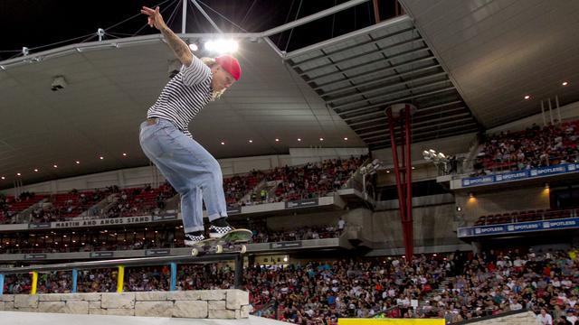 Jacobs stap dichter bij Spelen dankzij finaleplaats op WK skateboarden