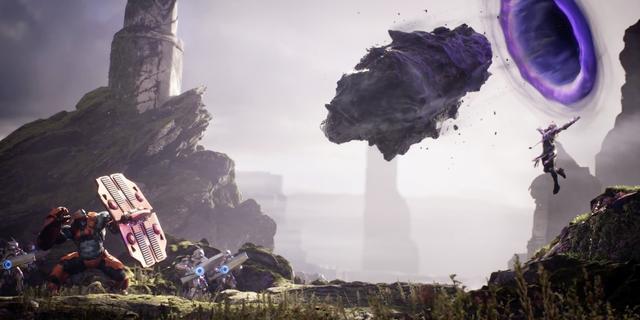 Epic Games kondigt nieuwe multiplayergame Paragon ook voor PS4 aan