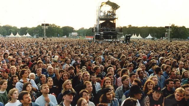 Recordaantal concertbezoekers in 2016