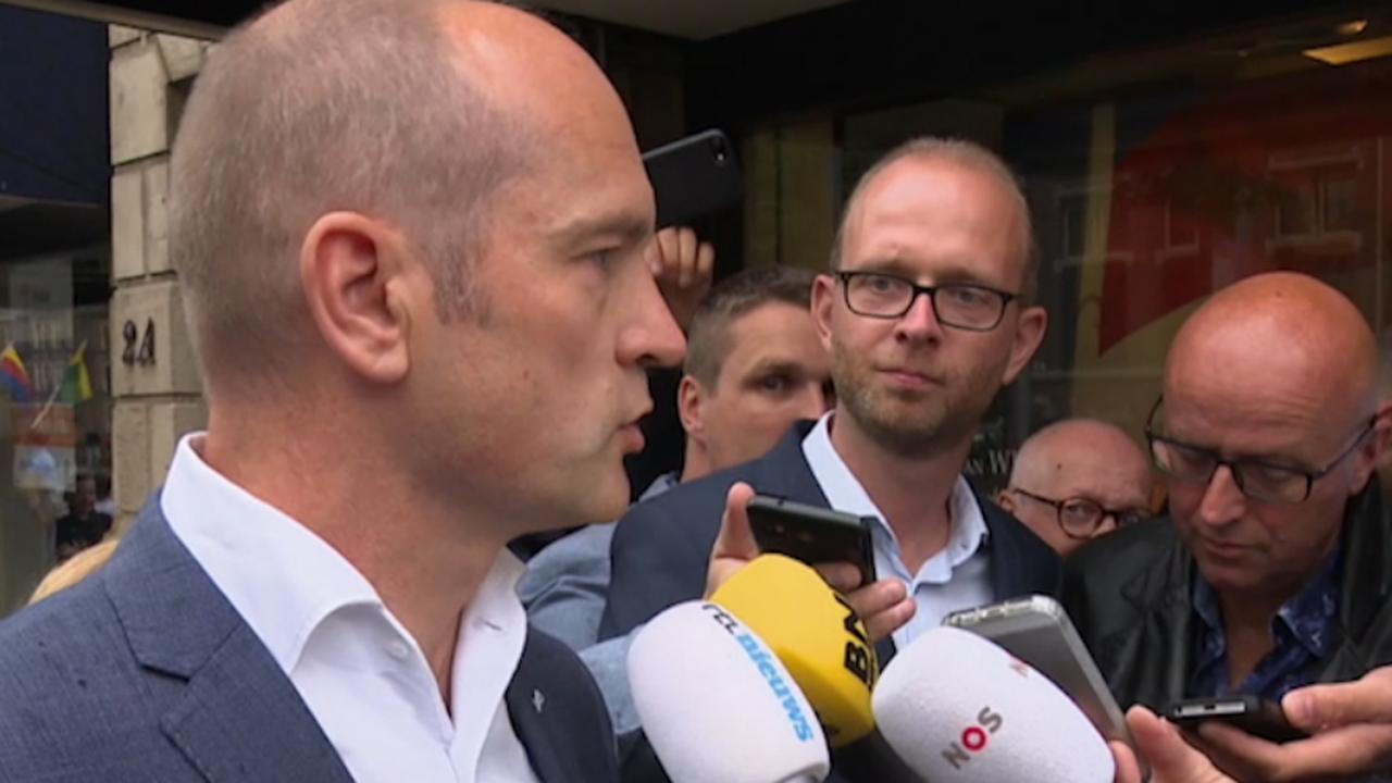 Segers na lekken compromis: 'Dit is heel schadelijk voor het proces'